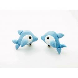 Delfin-Wal-Ohrclips-gepolstert-für-Kinder2