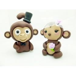 Affen-Tortenfiguren-2-500x375