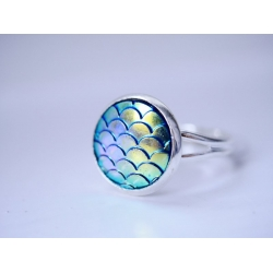 Meerjungfrauen Ring