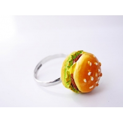 ring hamburger