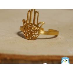 hamza hand ring