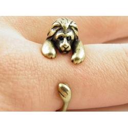 Löwen_Ring_bronze