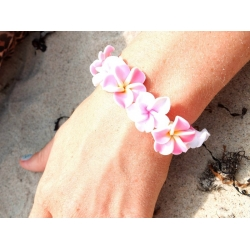Hawaii Blumen Armband