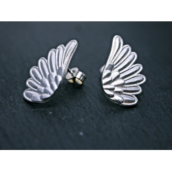 ohrstecker angelsflügel