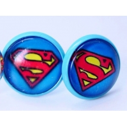cabochon superman