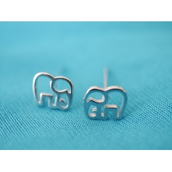 Elefant Ohrstecker (Kopie)