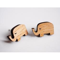 elefant holz