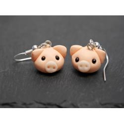 Ohrringe mit Schweinchen
