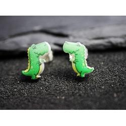 ohrstecker krokodil klein