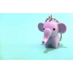 Elefant Handyanhänger Tiere Zoo