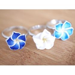 Blume Fimo Ring