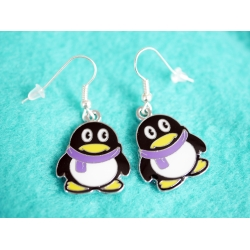 Pinguin Ohrhänger