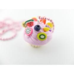 Cupcake Halskette