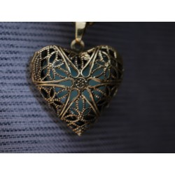 Herz Halsketten