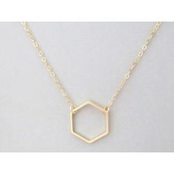 Kette Hexagon - Sechseck...