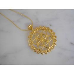Symbol Halskette gold