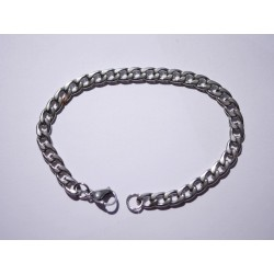 Edelstahl Armband 20cm