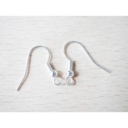 Ohrhaken 925er Silber