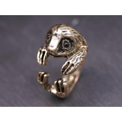 Faultier Ring -...