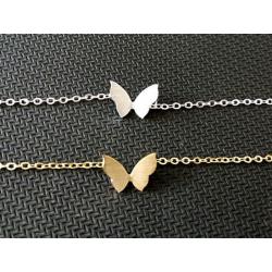 Armband mit Schmetterling...