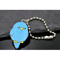 Schlüsselanhänger Vogel aus...