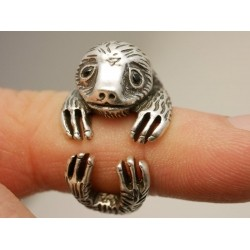 FAULTIER RING - SILBER -...