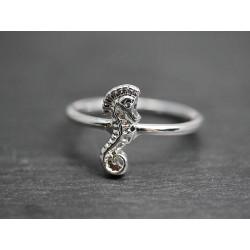 Seepferdchen Ring