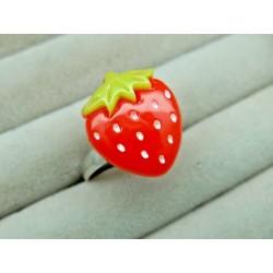 Erdbeere Ring - kinderring...