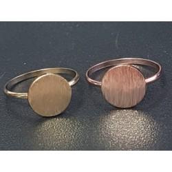 Yin Yang Ring - gold oder...