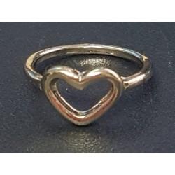 Herz Ring Gold