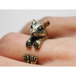 Hamster Ring Tierring
