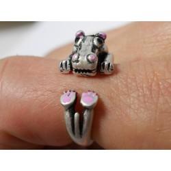 Nilpferd Ring