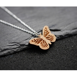 Schmetterling_Holzkette