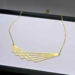 Halskette mit Muster Grafik...
