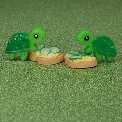 Schildkröten Ohrstecker...