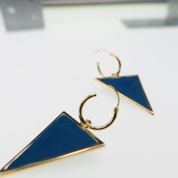 Dreieck Halskette Anhänger...